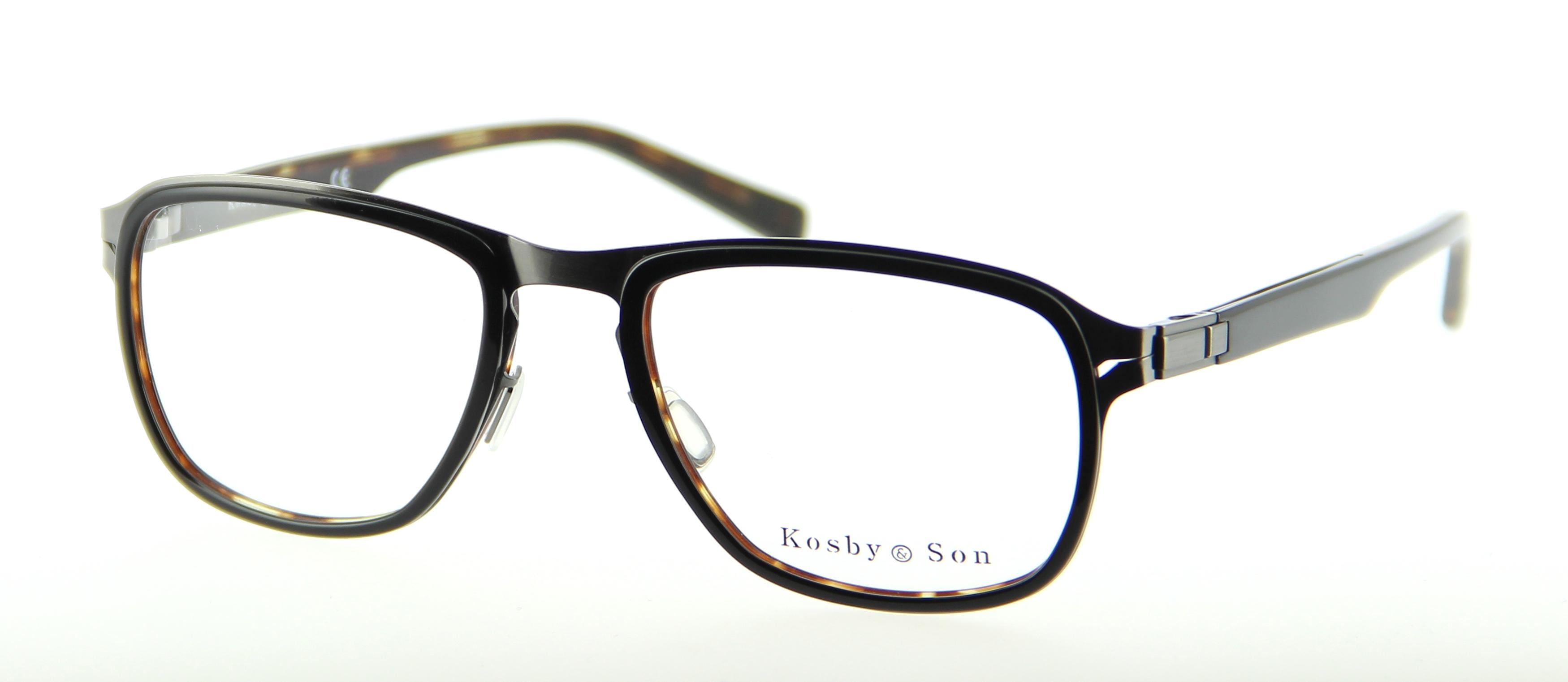 Eyeglasses KOSBY & SON KS BONDI NOEC 53/19 Woman NOIR ...